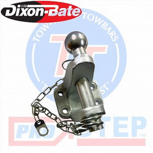 Universal 4 Bolt Dixon Bate Coupling With 32mm Pin