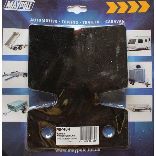 Black Bumper Protector