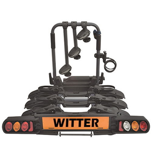 """Witter """"Pure Instinct"""" Towball Mounted 3 Bike Cycle Carrier?"""