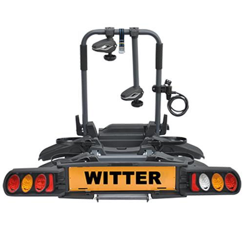 """Witter """"Pure Instinct"""" Towball Mounted 2 Bike Cycle Carrier?"""